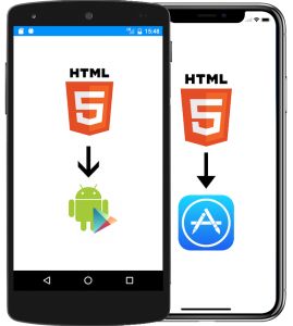 Convert Your Mobile Website Html Into Ios App How To Do It In Less Than 30 Seconds Webapp2app Com