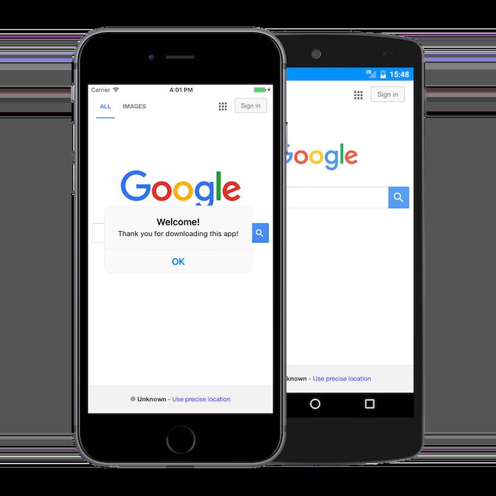iOS – WebApp2App com